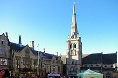 IMGP9198 (Steve Guess) Tags: durham england gb uk market place st nicholas church unesco world heritage site