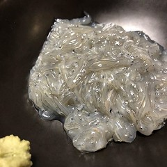 まさか京都で静岡産の生しらすが食べられるとは…… #生しらす #dinner (is_kyoto_jp) Tags: instagram ifttt