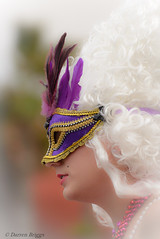 Angelic. (I'mDKB) Tags: corralejo festival fuerteventura march imdkb islascanarias canaryisles nikond600 70300mm 70300mmf4556g lightroom5 lr5 2014 angel angelic mask fiesta retrato spain espana angela