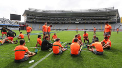 Super Rugby - Jaguares Captain's Run, 27 April 2018 (jaguaresarg) Tags: 180427 270418 rugby union rugbyunion superrugby auckland edenpark blues sharks newzealand nzl