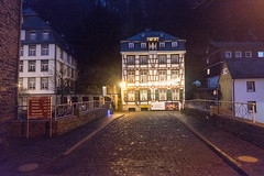 (Sepistö) Tags: stone germany halftimberedbuilding nordrheinwestfalen bridge cobblestone monsau deutschland monschau de
