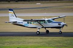VH-PTX Cessna 208 Caravan (johnedmond) Tags: perth ypjt jandakot jad westernaustralia cessna c208 caravan australia aviation aircraft aeroplane airplane plane skydive sel55210 55210mm ilce3500 sony