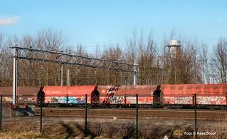 Nieuwe Hemweg Amsterdam, 10-2-2018