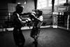 26175 - Hook (Diego Rosato) Tags: boxe boxelatina boxing pugilato nikon d700 2470mm tamron bianconero blackwhite rawtherapee reunion hook gancio pugno punch