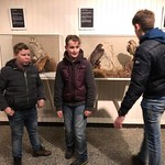 17-03-2018; Piet Bosbezoek Scouts