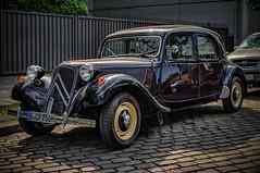 CITROEN (Peter's HDR hobby pictures) Tags: petershdrstudio hdr classiccar citroen klassiker oldtimer auto pkw