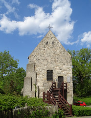 Capilla de San Calixto Parque del Castillo Mons Belgica 01 (Rafael Gomez - http://micamara.es) Tags: capilla de san calixto parque del castillo mons belgica valonia bélgica