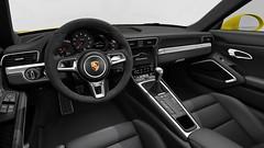 Porsche 911 Carrera Purist Spec (IsaacDC) Tags: porsche porschemoment porscheconfigurator porsche911 911 911carrera manual wheelheroes racingyellow