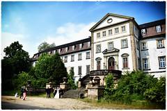 Park Sz-Ringelheim (r.wacknitz) Tags: ringelheim park salzgitter niedersachsen schloss gebäude