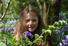 alyssia bluebells face (grahamdale74) Tags: bluebells 2018 alyssia caitlin chel