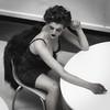 LadyInWaiting. (torero69) Tags: woman beauty nikon ambient slip lingerie hair curlers model mujer