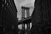 Brooklyn 99 (Andy Kennelly) Tags: brooklyn view ny new york city bridge bw longexposure