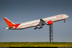 [CDG.2009] #Air.India #AI #Boeing #B777 #VT-ALL #Goa #awp (CHR / AeroWorldpictures Team) Tags: air india boeing 777337 er msn 36310 656 eng ge ge90115b reg vtall named goa history aircraft first flight built site everett kpae wa usa delivered airindia ai aic cabin config plane aircrafts airplane planespotting paris roissy cdg lfpg france indian airlines 777 b773 b777300 twr nikon d80 nikkor 70300vr raw lightroom aeroworldpictures awp 2009 chr