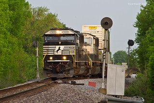 NS #7035 East @High Hill