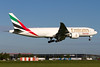 A6-EFF, Boeing 777-F1H, Emirates Skycargo (freekblokzijl) Tags: emirates skycargo freighter cargobird vrachtvliegtuig boeing 777f boeing777 arrival approach nadering ankomst aalsmeerbaan rwy36r earlymorning spring may2018 amsterdamairport a6eff ams eham schiphol canon eos7d planesppotting vliegtuigspotten