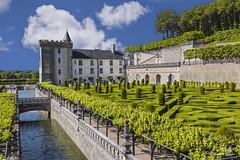Château de Villandry (josettegoyer) Tags: villandry « château de la loire »