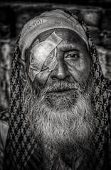 © F A C E    P O R T R A I T ® (আবরার হামিম সাজিদ) Tags: blackandwhite oldman face portrait streetphotography abrarhamimsajid bangladeshi beggar beard chittagong bangladesh eye throughthelens