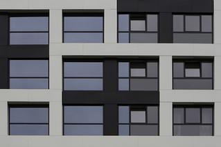 Window Block-Abstract