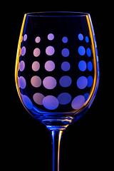 Spots (Ryan Jeske) Tags: canon100l ocf canon canon80d commercial flash strobist studio tabletopphotography wineglass