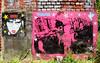 streetart in Doel (wojofoto) Tags: graffiti streetart doel belgie belgium dorp wojofoto wolfgangjosten stencil stencilart