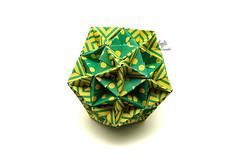 ? (Akizhi) Tags: origami kusudama modularorigami paper folding art craft