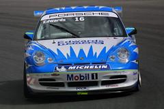Sam Edwards - Motorbase Performance - Porsche GT3 Cup a (Boris1964) Tags: 2005 porschecarreracupgb brandshatch