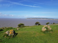 2018 0426 507 (SGS8+) Brean Down (Lucy Melford) Tags: samsunggalaxys8 westonsupermare brean down