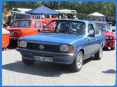 Opel Kadett C Rallye, Coupé, 1978 (v8dub) Tags: opel kadett c rallye coupé allemagne deutschland germany german gm debstedt pkw voiture car wagen worldcars auto automobile automotive youngtimer old oldtimer oldcar klassik classic collector