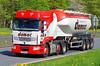 RENAULT Premium - DAMAC Goole (scotrailm 63A) Tags: lorries trucks tankers