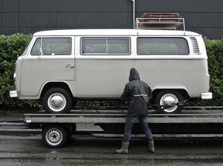 1977 VOLKSWAGEN Transporter T2 Minibus