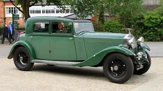 1932 Rolls-Royce 20/25 GY 32