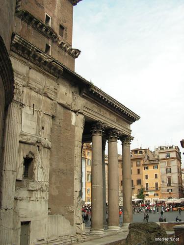 Пантеон, Рим, Італія InterNetri Italy 133