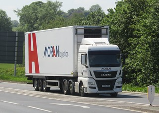 Moran logistics MV65 UGD at Gledrid services