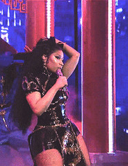 minajvtrois:  Nicki Minaj - Chun-Li (Live on SNL/2018)   ... (cnkguy4) Tags: nickiminaj