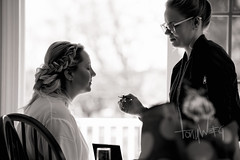 The Wedding of Terri and Scott (Tony Weeg Photography) Tags: terri scott wedding chateau bude winery chesapeake city maryland bay bride groom love black white weddings