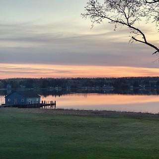 Hello Tuesday. #morning #lescheneaux #lescheneauxislands #cedarvillebay #daybreak
