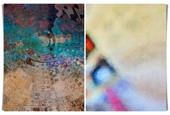 second concentric truth (kazimierz.pietruszewski) Tags: abstract abstraction form composition digipaint digitalart concept graphic colorful border diptych 21 truth