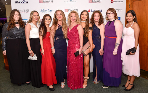 Wiltshire Business Awards 2018 ARRIVALS - GP1284-17