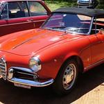 Alfa Romeo 1955-65 Giulietta Spider.   pr.12.17 thumbnail