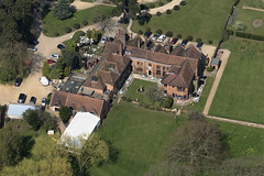 Seckford Hall in Woodbridge - aerial (John D Fielding) Tags: seckfordhall hotel suffolk woodbridge mansion tudor listedbuilding above aerial nikon d810 hires highresolution hirez highdefinition hidef britainfromtheair britainfromabove skyview aerialimage aerialphotography aerialimagesuk aerialview drone viewfromplane aerialengland britain johnfieldingaerialimages fullformat johnfieldingaerialimage johnfielding