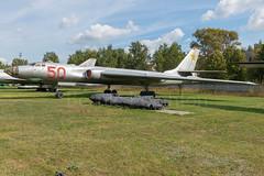50 RED (Powercube) Tags: centralairforcemuseum centralmuseumoftherussianairforce monino tupolev tupolevtu16 tupolevtu16a tu16a tu16 sovietairforce sovietunionairforce