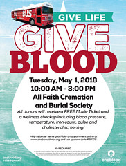 All Faiths Cremation & Burial Society: Orlando, FL - Local Blood Drive