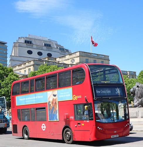 Go Ahead London Central - E263 - SN62DDX