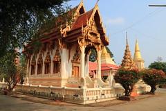 Wat Si Bun Rueang (Wat Nuea), Kalasin, Thailand (Fedor Odegov) Tags: temple buddhist buddhism thailand kalasin wat nuea si bun rueang watsibunrueang วัดศรีบุญเรือง วัดเหนือ