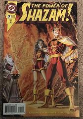 The Power of Shazam #7 (sheriffdan10) Tags: comics superherocomics comicbooks dccomicbooks dc comic books shazam thepowerofshazam magazinecover covers