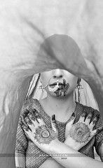 Beyond The Self series II (Amna Yaseen) Tags: self conceptual cactus woman bride pakistan 2018 femalephotographer visualarts