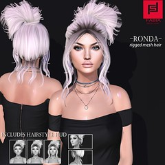 Ronda (FABIA.HAIR) Tags: kinky fabia meef hair rigged moda woman beauty look piktures nice head special second sl secondlife sweet event fashion hairstyle life lovely avatar spam style shopping new release best love everyday art