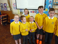This week's Yellow Jersey Winners