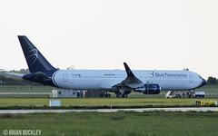 blue panorama b767-323er n359aa now ei-gep at shannon 29/4/18. (FQ350BB (brian buckley)) Tags: bluepanorama b767323er einn n359aa eigep americanairlines