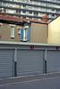 Paris XII (Joseff_K) Tags: diapositive leica leicam6 film inversible ektachrome rue street immeuble building garage maison house